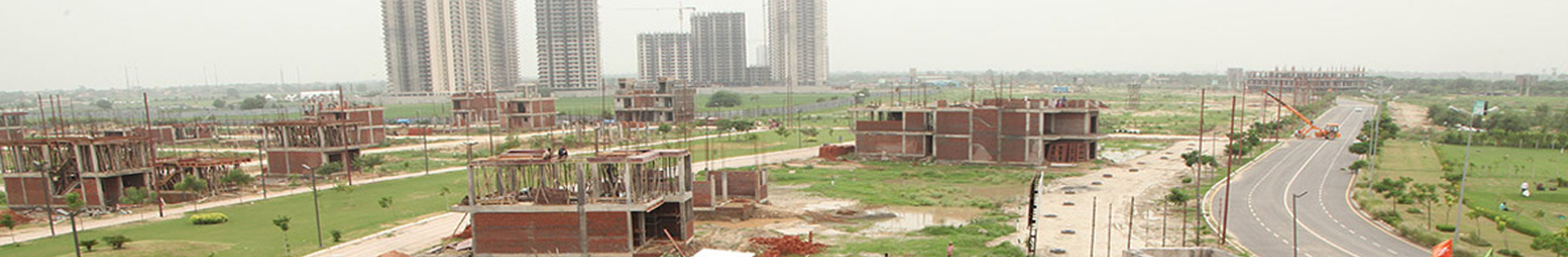 residential plots in noida